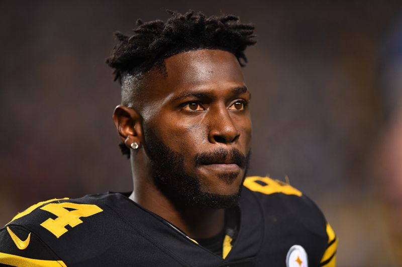 Antonio Brown Posts a Goodbye Message to Steeler Nation