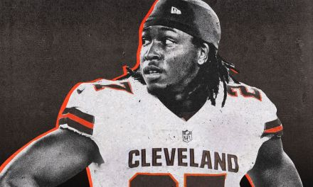 Here's What Kareem Hunt's Contract with the Browns Looks Like