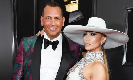 Jennifer Lopez Shares Her Favorite of Alex Rodriguez's Body Parts