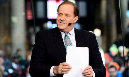 Chris Berman's Possibly Drunken Super Bowl Coverage Landed Him a Job Broadcasting Red Sox Games