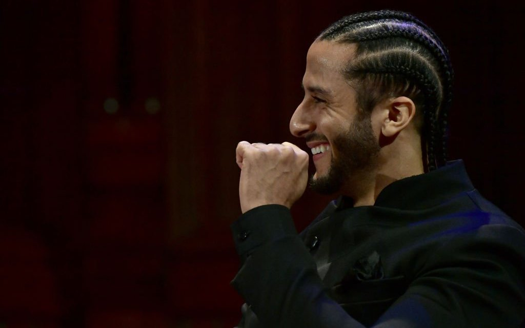 Colin Kaepernick Has Worked Out a Confidential Settlement with the NFL