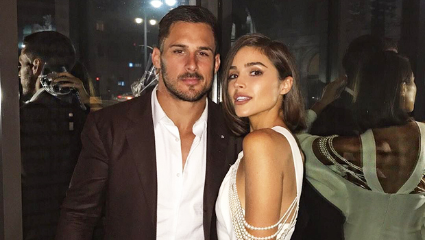 Danny Amendola and Olivia Culpo Are Still  Together On Vacation in Mexico