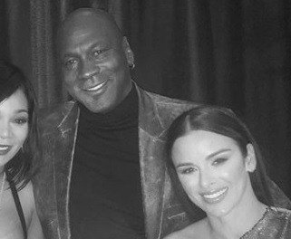 Michael Jordan and His Old Enforcer Hung out at the Jumpman All-Star Weekend Party