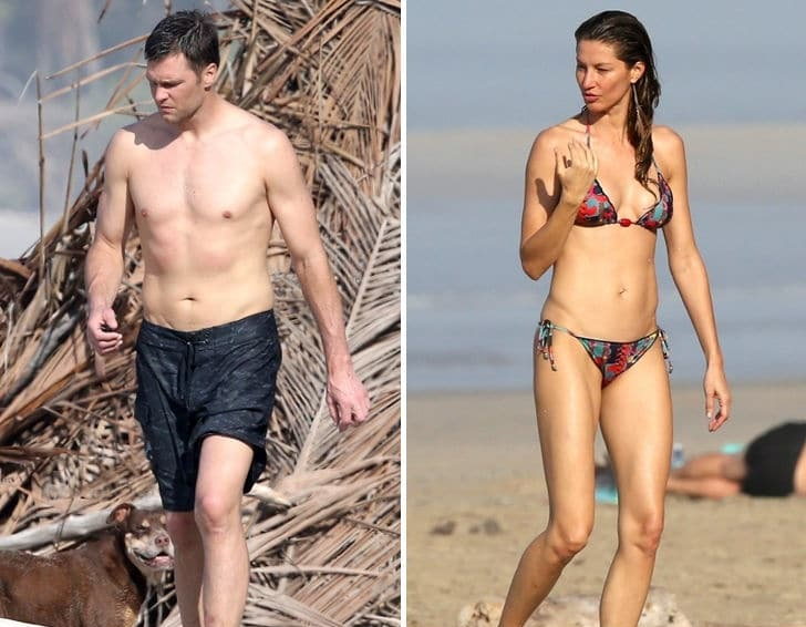 Tom Brady and Gisele Take Their Yearly Post Superbowl Costa Rica Vacation