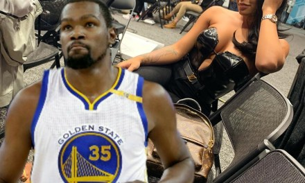 Kevin Durant Now Being Linked to Rob Kardashian's Ex Alexis Skyy