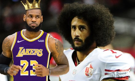 LeBron Gives His Opinion On Colin Kaepernick Taking Settlement from NFL