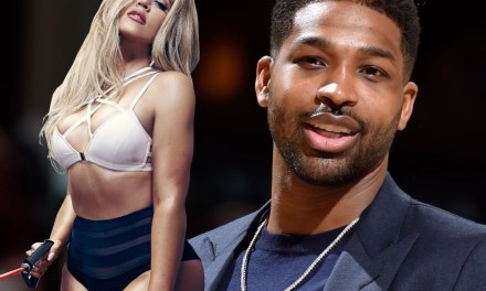 Khloe Kardashian Comments on Rumors That Tristan Thompson Cheated on Her