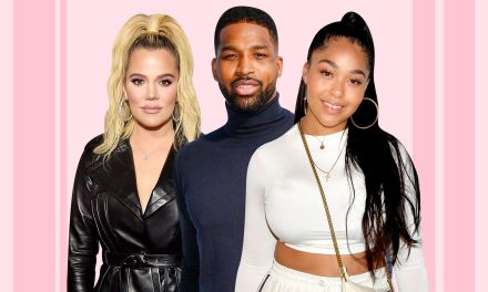 Tristan Thompson's Tryst Jordyn Woods Makes First Public Appearance