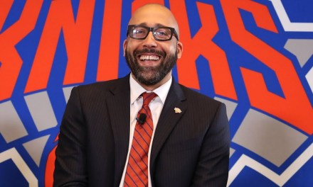 David Fizdale Says the Knicks Have a Fortnite Problem