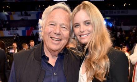 Bob Kraft's Girlfriend Ricki Noel Lander Receiving Hate Comments