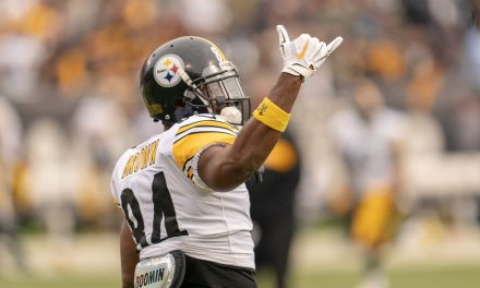 Steelers GM Says 3 Teams Reached Out About Antonio Brown Trade