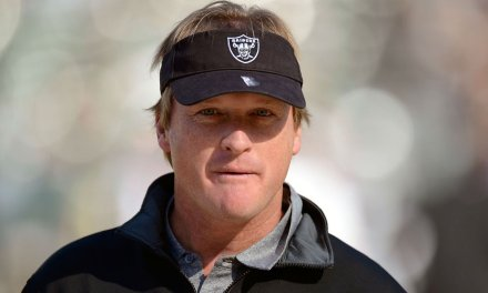 Jon Gruden sees 'A lot of Potential' in Trading Picks