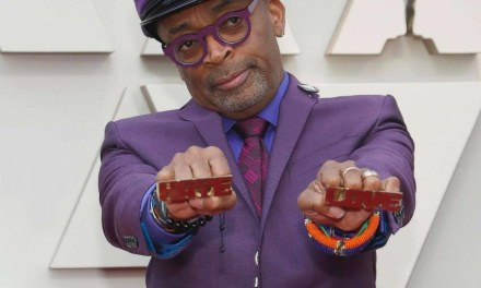 Spike Lee Blames the Refs For Bad Call at Oscars