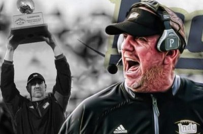'Last Chance U' Coach Jason Brown Resigns After Hitler Text