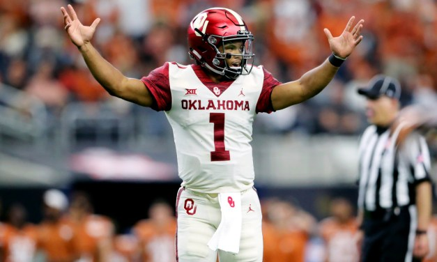 Kyler Murray's Hand Size A Huge Concern Going Into Combine