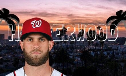 Here's the Latest on Bryce Harper's Free Agency