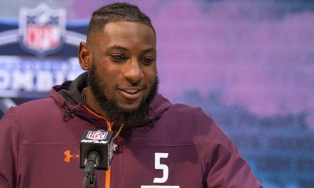 Texas CB Kris Boyd Says He Was Asked at the NFL Combine if He Had Both of His Testicles