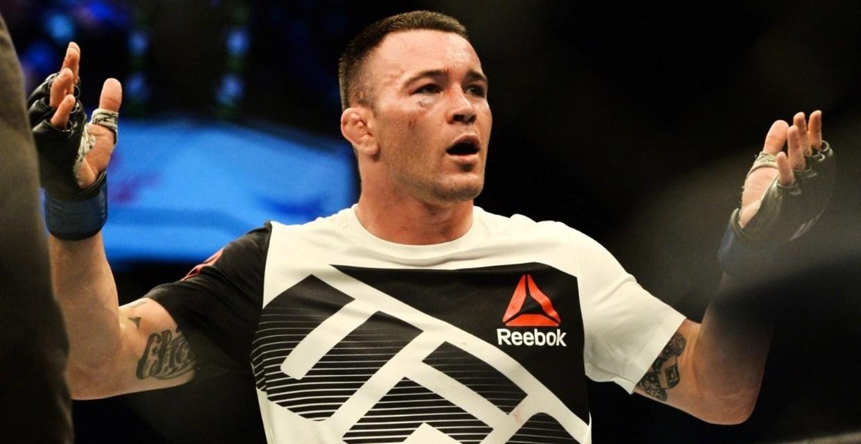 UFC Star Colby Covington Accuses Khabib Manager of Death Threats