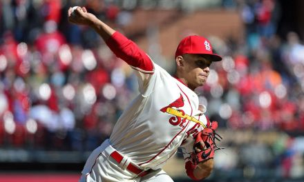 Cardinals Flamethrower Jordan Hicks is Already Sitting on Triple Digits