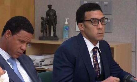 Kellen Winslow II is Back in Jail and Accused of Lewd Acts Against an Elderly Woman