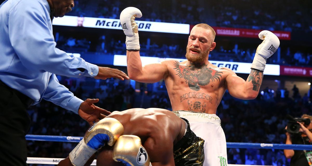 Conor McGregor Breaks Down Mayweather Superfight and Teases Rematch