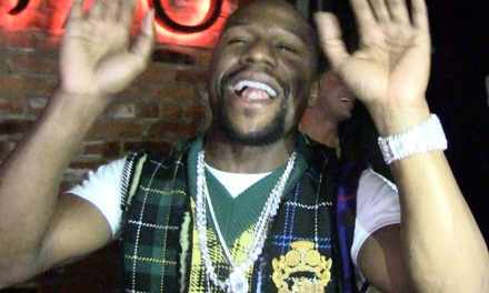 Floyd Mayweather Responds To Conor McGregor's Rematch Talk