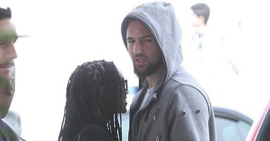 Klay Thompson Dropped His Girlfriend Laura Harrier Off at the Airport Then Immediately Followed Two Girls on IG