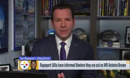 Antonio Brown was Almost Traded to the Bills, But Made it Clear He Didn't Want to Go to Buffalo