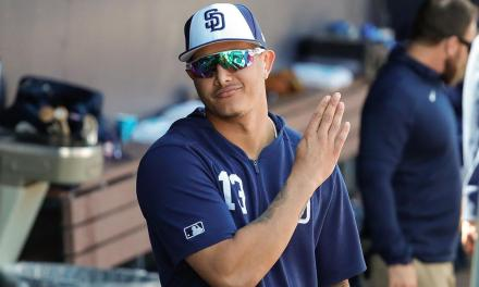 Manny Machado Says He'll Always will be the 'Villain'