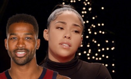 Jordyn Woods Returns to Social Media For First Time Since Hooking up with Tristan Thompson