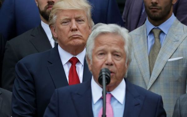 Bob Kraft's Massage Parlor Owner Yi Lang Also Connected to Many Other Well Known Figures