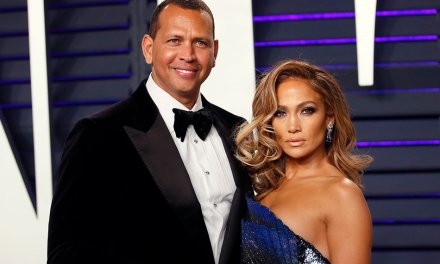 Jennifer Lopez and A-Rod are Now Engaged