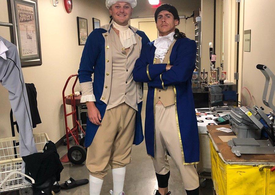 White Sox Relievers Ryan Burr and Ian Hamilton Recreate Burr-Hamilton Duel