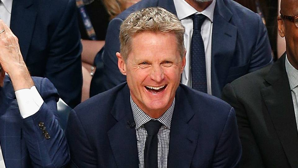Steve Kerr Says 'Lip Readers Were Wrong'