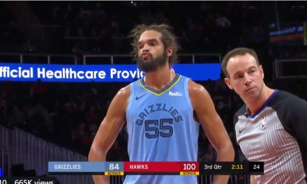 Joakim Noah Spotted Hitting on Chicks From the Free Throw Line