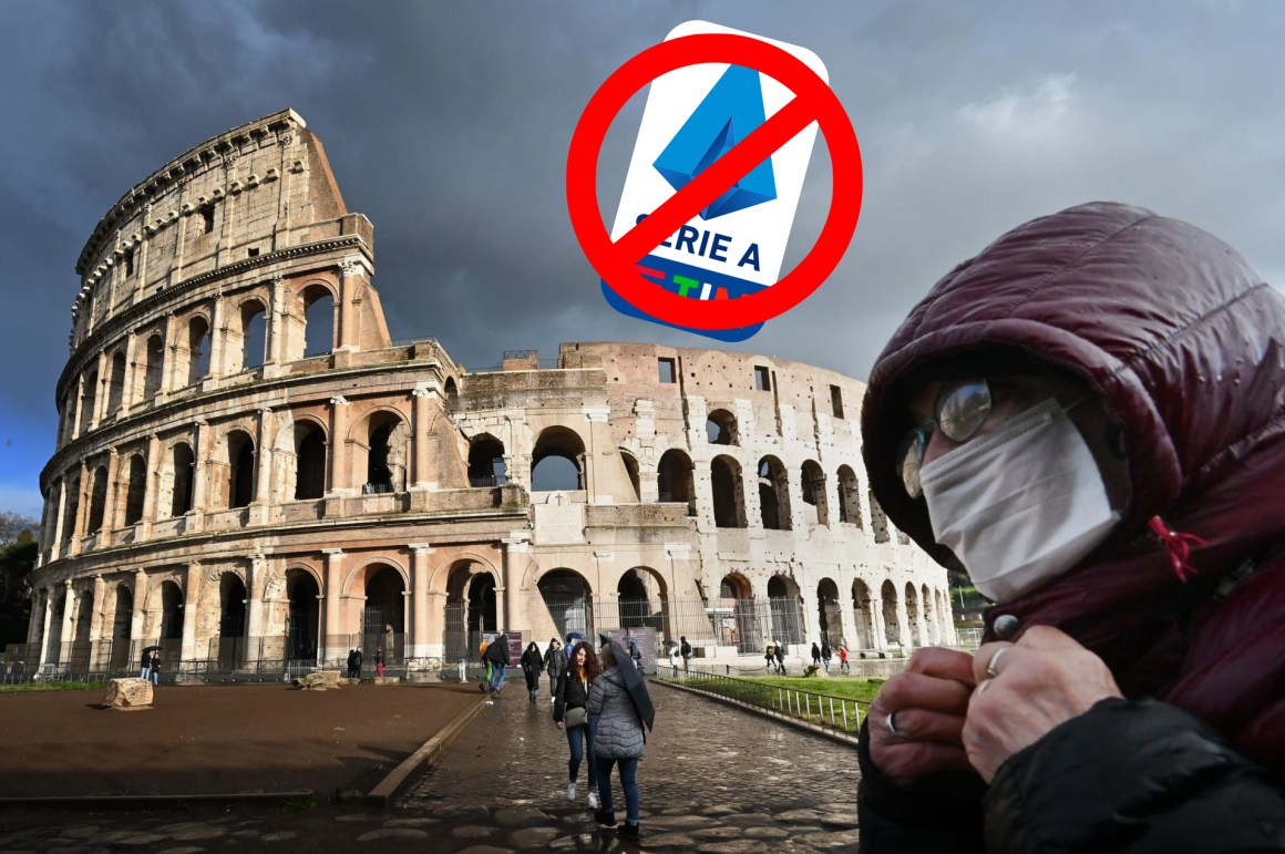 Serie A cancelled for the first time since World War 2 due to ...