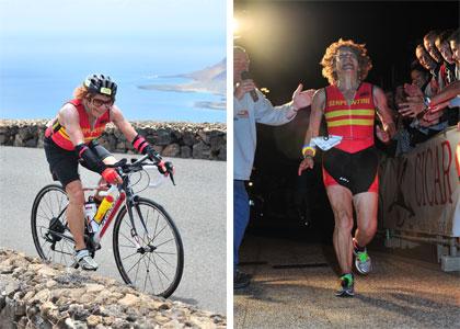 womens triathlon, Edwina Brocklesby, oldest Ironman ...