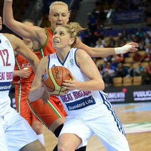 Basketball: GB Women suffer EuroBasket elimination ...