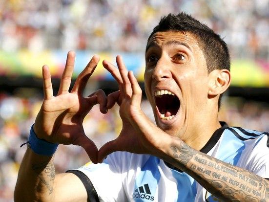 Argentina vs Switzerland