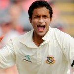 Bangladesh Cricket Board suspends Shakib-Al-Hassan