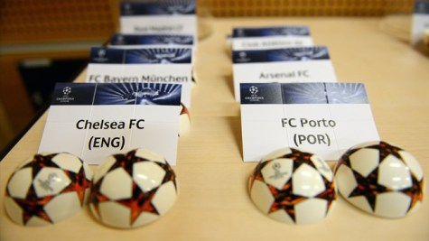 draw group stages