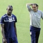 Balotelli condemns Cesare Claudio