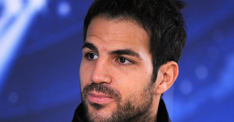 Fabregas admits he was annoyed with Sergio Ramos