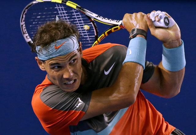 Rafael Nadal: Make my drug-test report public
