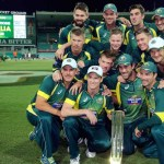 AUSTRALIA REGAINS NUMBER-ONE ODI RANKING