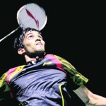 Kidambi Srikanth defeated world champion Lin Dan
