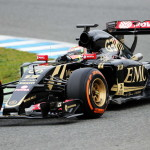 F1: Lotus look to open their account