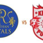 Kings XI Punjab lost to Rajasthan Royals