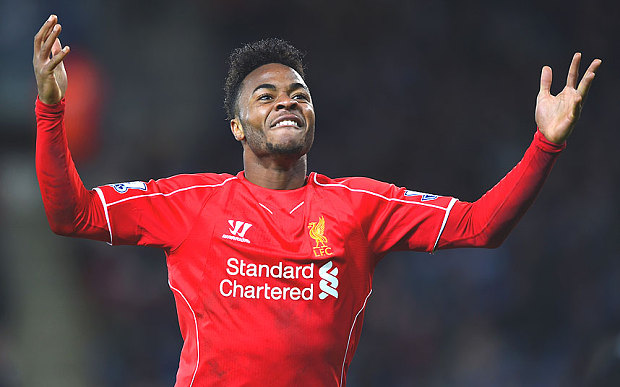 Manchester City third bid for Raheem sterling