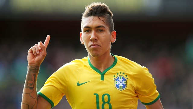 Liverpool sign Roberto Firmino in £29m